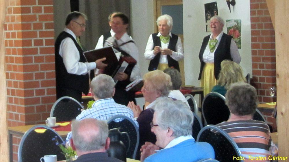 Plattdeutscher Nachmittag in der Bauernscheune am 26. April 2014