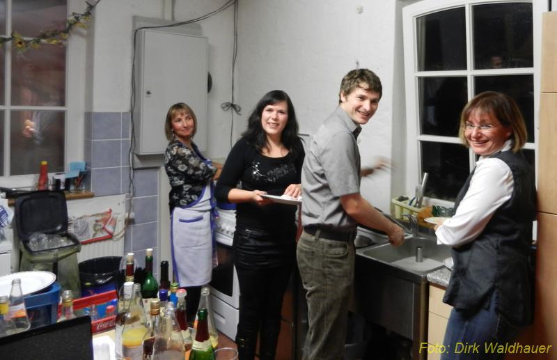 Erntefest 2012 in der Reddelicher Bauernscheune