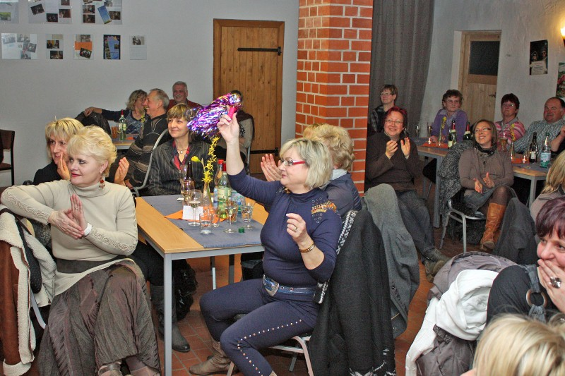 Frauentagsfeier am 10. März 2012 in der Bauernscheune