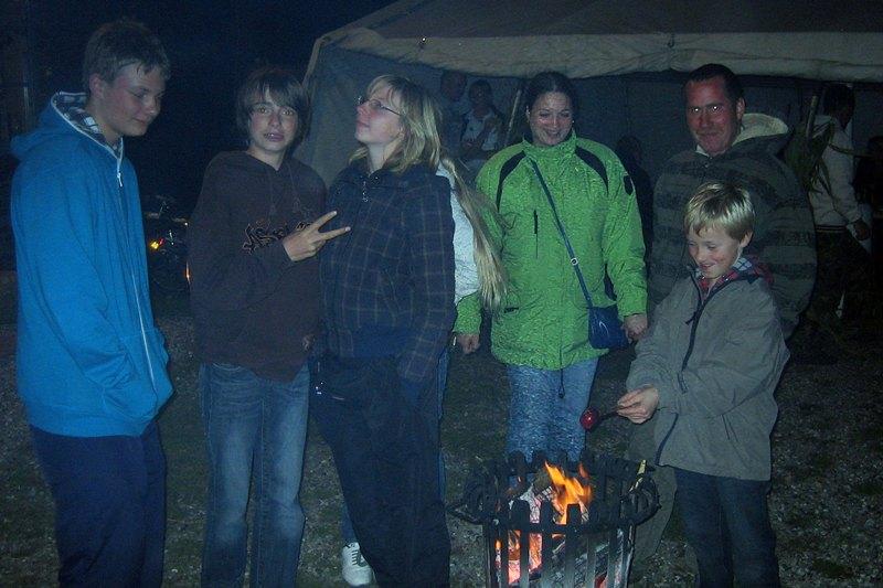 Erntefest 2010 in der Bauernscheune