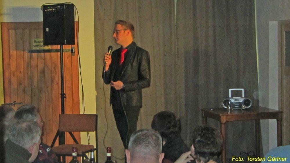 Kabarett im März 2014 in der Reddelicher Bauernscheune