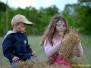 Kindertagsfeier am 2. Juni 2012 in der Reddelicher Bauernscheune