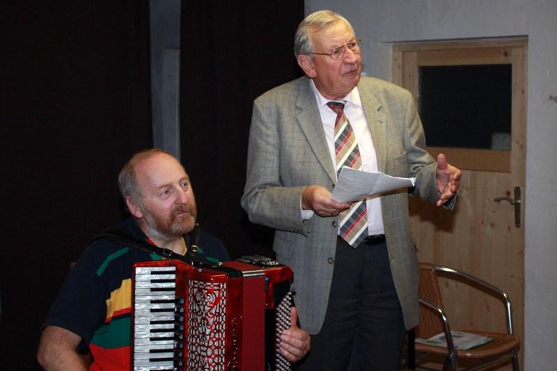 Klönsnack in Reddelich 2010