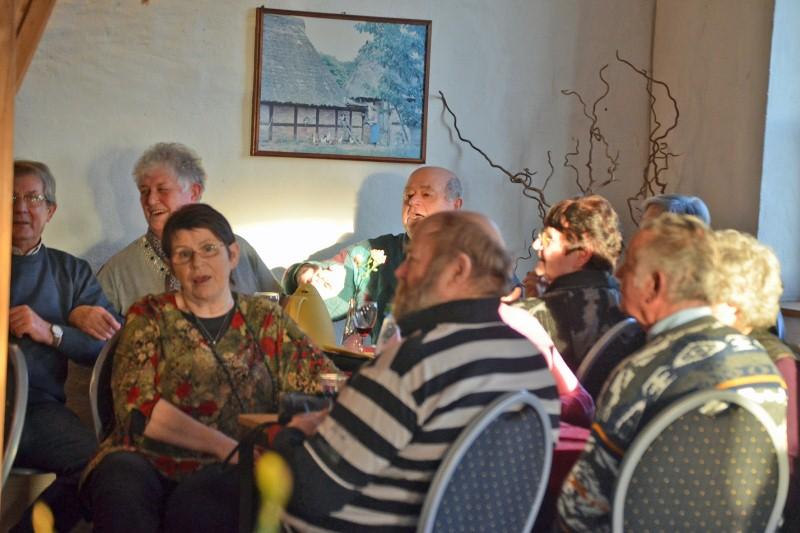 Käpt'n Alfred in der Bauernscheune am 26. Februar 2012