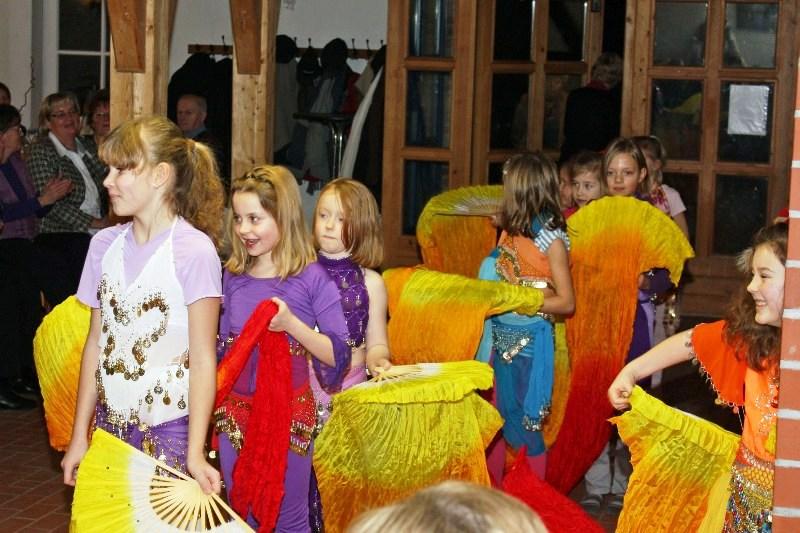 Neujahrsempfang 2011 des Kulturverein für Reddelich und Brodhagen e. V.