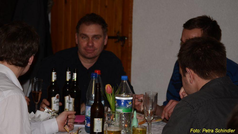Neujahrsempfang 2015 des Reddelicher Kulturvereins
