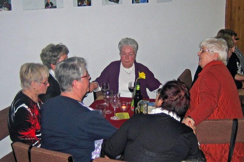 Plattdeutscher Nachmittag 2011 in der Bauernscheune, Foto: T. Gärtner
