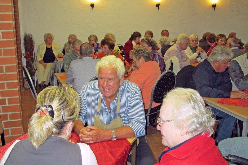 Plattdeutscher Nachmittag in der Bauernscheune Reddelich 09/2011