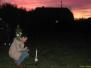 Raketen-Bastelnachmittag in Reddelich, am 29. Dezember 2012