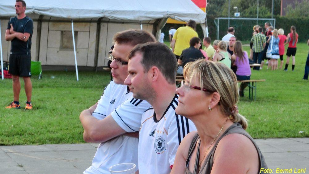 Sportfreitag in Reddelich, Juli 2014