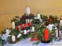 Weihnachtsgestecke 2012