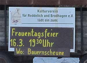 Frauentag-2013 in Reddelich