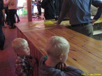 Erntefest 2015 in der Reddelicher Bauernscheune
